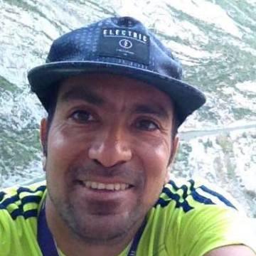 Marcelo Gonzalez, 43, Monterrey, Mexico