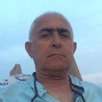 Şerafeddin Özden, 63, Marmaris, Turkey