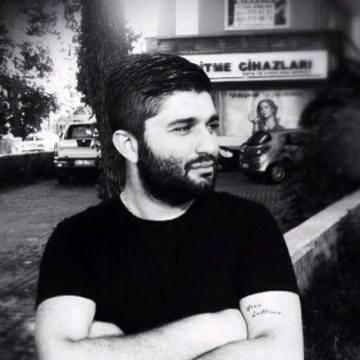 poyraz yılmaz, 28, Istanbul, Turkey