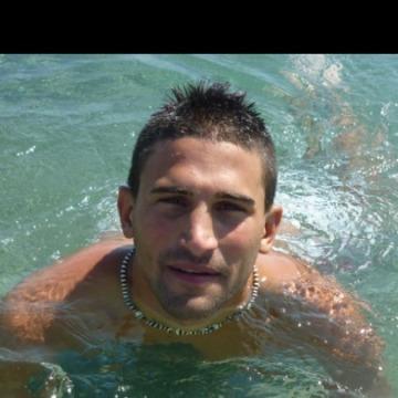 Luca Fanchin, 31, Milano, Italy