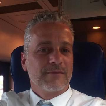 Franco Vendemini, 42, Rimini, Italy