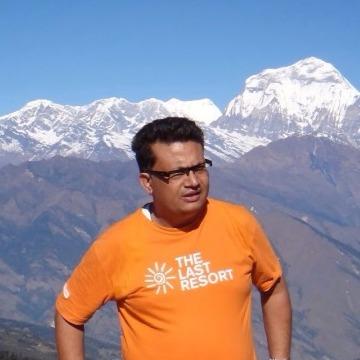 Achyut Puri, 33, Kathmandu, Nepal