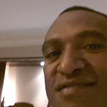 Luke Karepa, 31, Port Moresby, Papua New Guinea