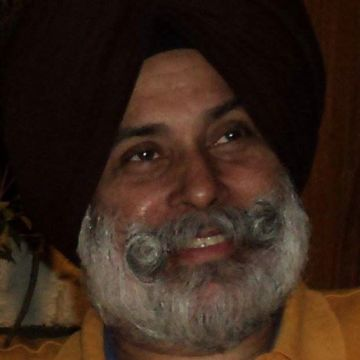 Bawa, 59, Delhi, India