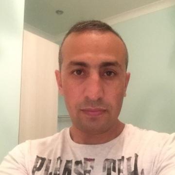 Fatih Ahıskalı, 39, Istanbul, Turkey