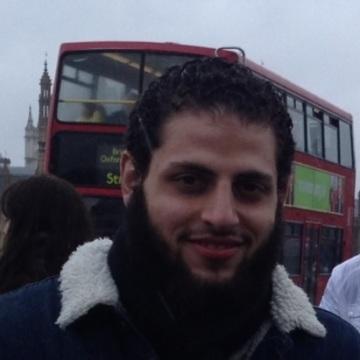 Ahmed Lotfy, 27, Mansoura, Egypt