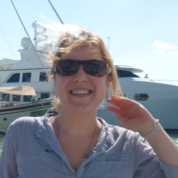 Irina Uzarskaya, 35, Tel-Aviv, Israel