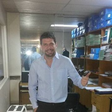 Lucas Maldonado, 36, Buenos Aires, Argentina