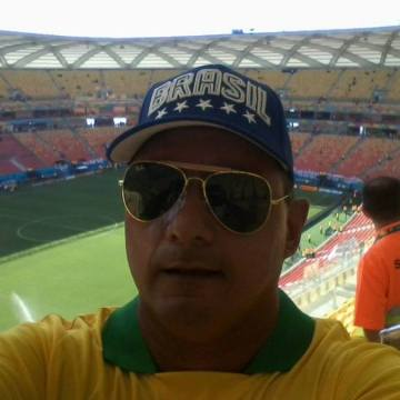 Paulo Roberto Bindá da Co, 47, Manaus, Brazil