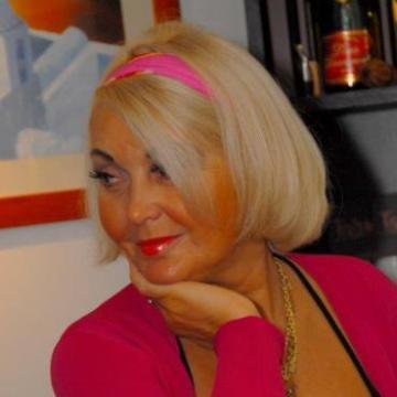 Anna Ivanovo, 40, Modena, Italy