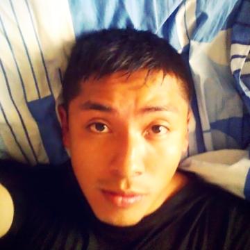 Ezequiel Reyes, 30, Jujuy, Argentina