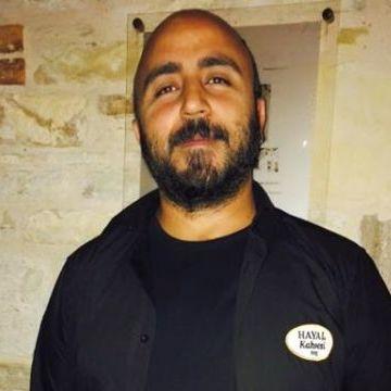 Hakan Yalçın, 38, Istanbul, Turkey