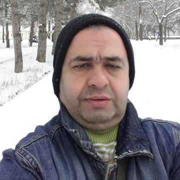 Ahmet Kabadayı, 40, Ankara, Turkey