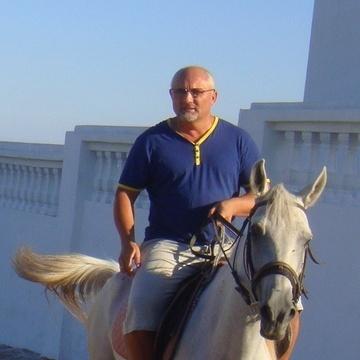 Николай Бычек, 56, Astrahan, Russia