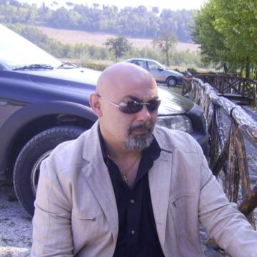 Luciano Tordi, 52, Perugia, Italy