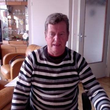 John Wernert Sr., 70, Utrecht, Netherlands