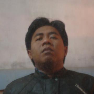 Azmi Wijaksono, 35, Brebes, Indonesia