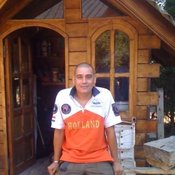 Jose Antonio Martinez, 43, San Miguel Arcangel, Argentina