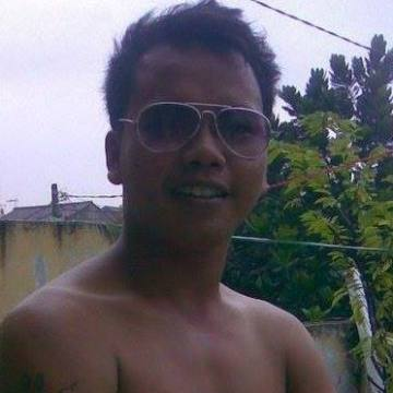 Rian Tea, 32, Jakarta, Indonesia