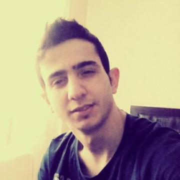 arif, 20, Istanbul, Turkey