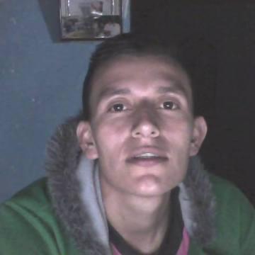 Hernán Saénz, 29, Garzon, Colombia