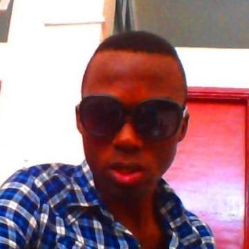 Lincoln Joseph, 21, Kampala, Uganda