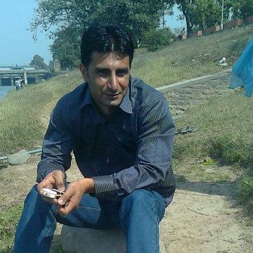 Raman Rajput, 29, Dubai, United Arab Emirates