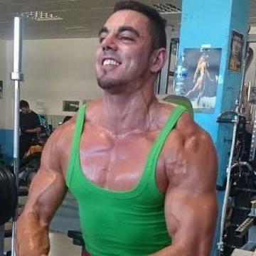 Roman Palazon Abenza, 28, Murcia, Spain