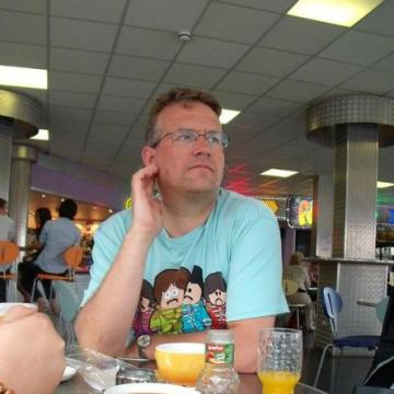 kelvin rolland, 54, London, United Kingdom
