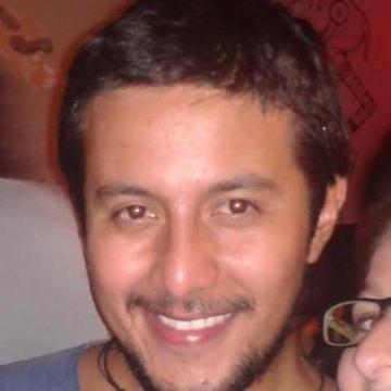 Francisco Gerte, 31, Madrid, Spain