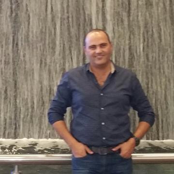 Ahmed Aziz, 43, Dubai, United Arab Emirates