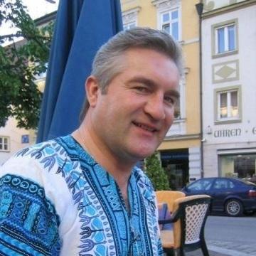 Steve Frank, 53, London, United Kingdom