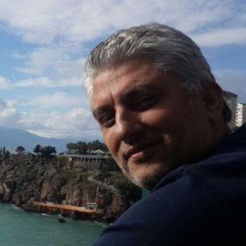 metin, 42, Antalya, Turkey