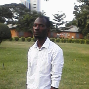 Geofrey James, 31, Dar Es Salam, Tanzania