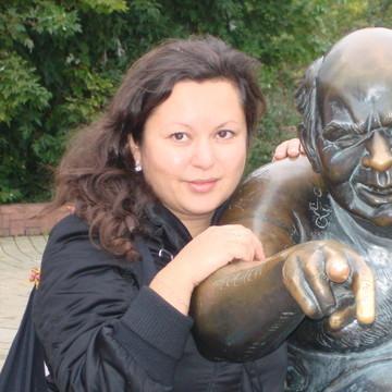 оксана, 44, Izhevsk, Russia