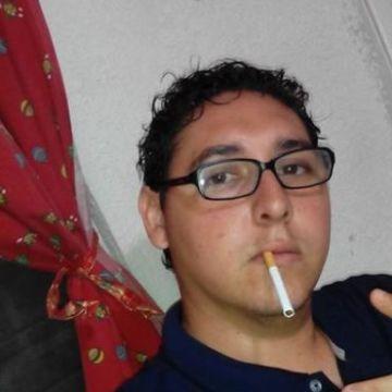 Gerardo Gamboa Navarrete, 30, Merida, Mexico