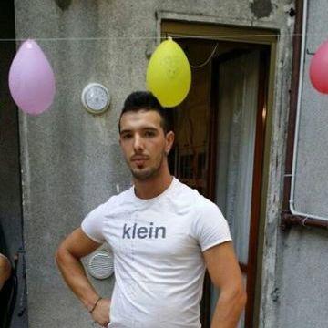 Antonio Rapetti, 28, Pavia, Italy