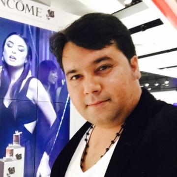 Rashid Awan, 30, Dubai, United Arab Emirates