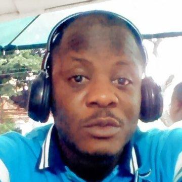 Kingsley, 30, Maputo, Mozambique