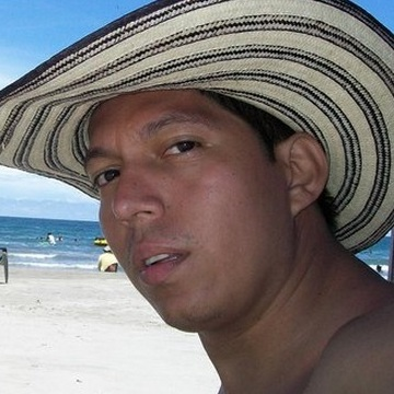 German Vanegas, 33, Neiva, Colombia