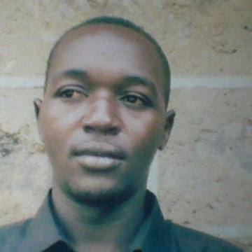 13Anthony Machar, 33, Nairobi, Kenya