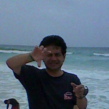 Cesar Lopez, 47, Puebla, Mexico