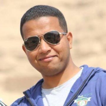 Ahmed Samy, 26, Cairo, Egypt