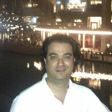 Ghassan, 36, Dubai, United Arab Emirates