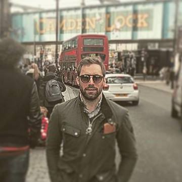 carlos, 31, London, United Kingdom