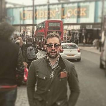 carlos, 31, London, United Kingdom