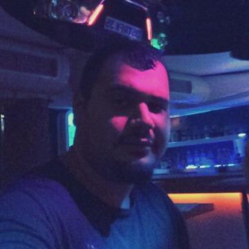 Ozan Üreyen, 24, Izmir, Turkey