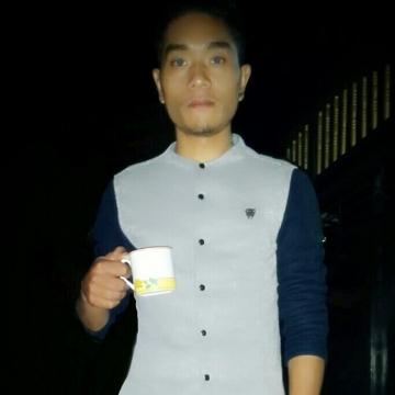 Kshitiz Lama, 24, Kathmandu, Nepal