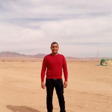 Omar, 24, Cairo, Egypt