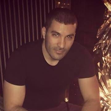 Maher Johari, 33, Dubai, United Arab Emirates